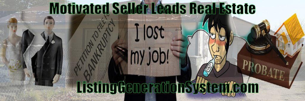 how to get seller leads in real estate