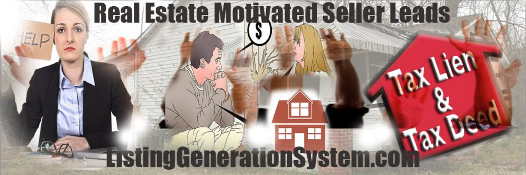 leads real estate motivated sellers