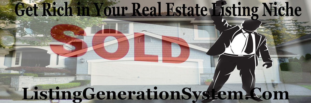 real estate niches listing generation system
