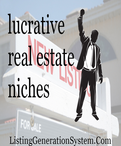 real estate listing niches with no competition