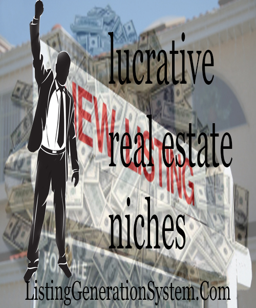 for profit real estate niches
