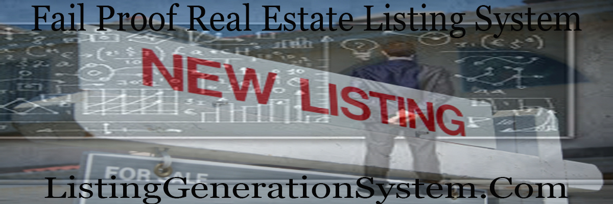 real estate leads system