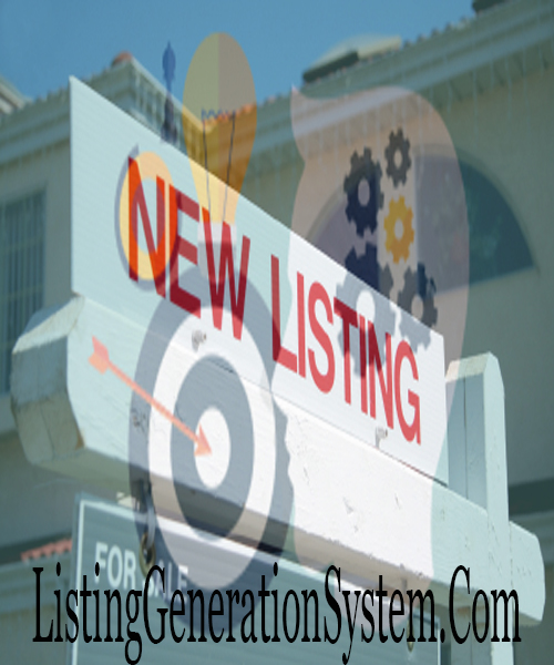 Money Marking real estate listing niche