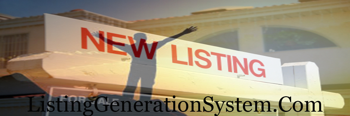 motivated seller leads for free, listing generation system