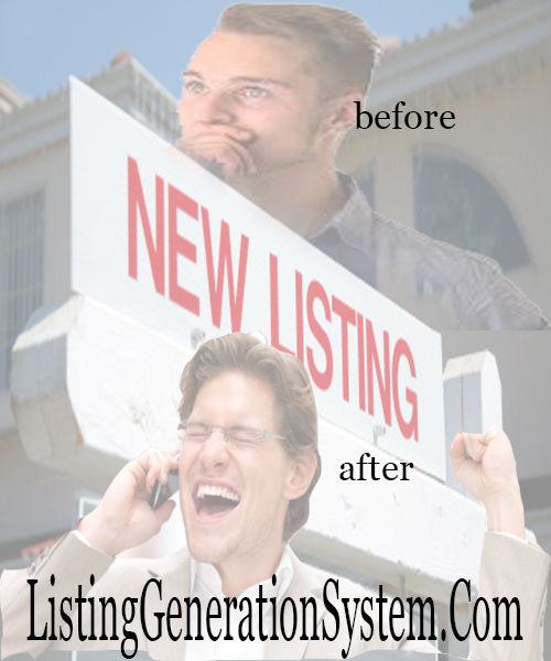 real estate agent cold calling scripts listing generation system