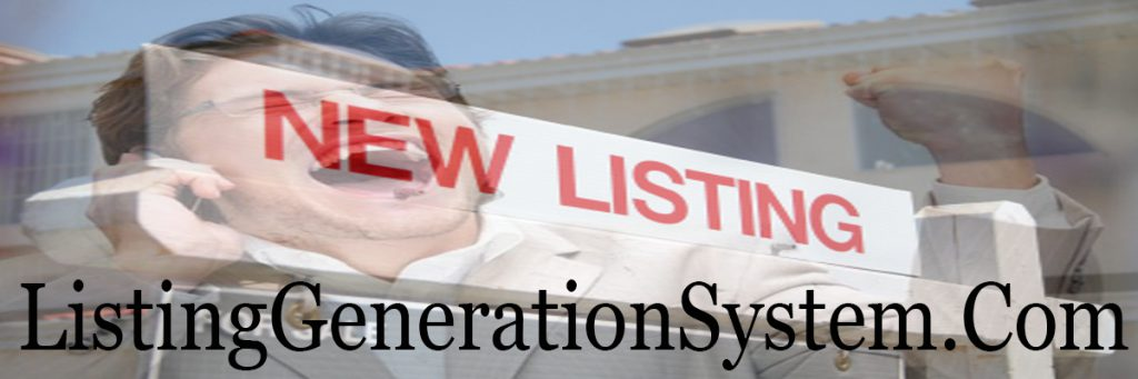 real estate cold calling scripts listing generation system