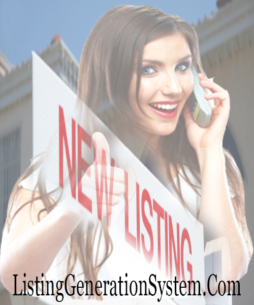 cold calling scripts for real estate (realtors) listing generation system