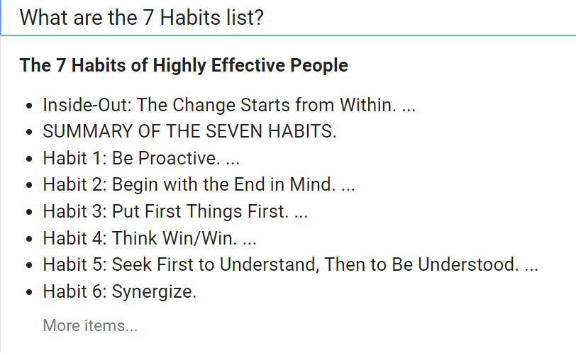 Success Real Estate Habits