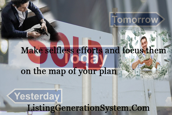 Success in Real Estate Listing Generation System