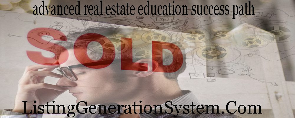 advanced real estate education success path