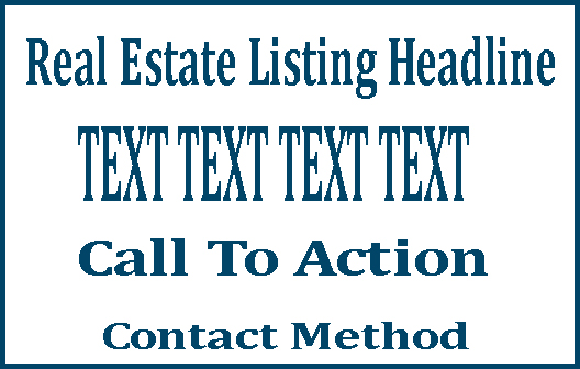 Real Estate Letters to Get Listings - Listing Generation System